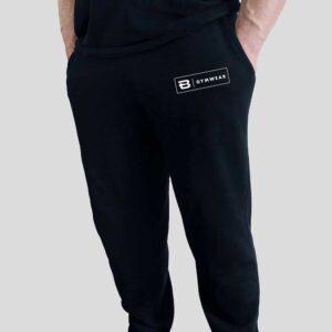 Black-Gym-Sweat-Pants